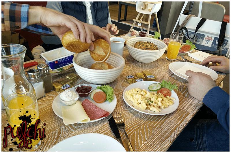 Frühstücken @ Braaker Mühle