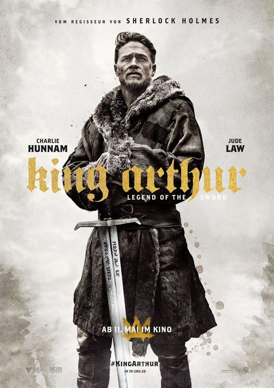 King Arthur ~ Legend of the Sword