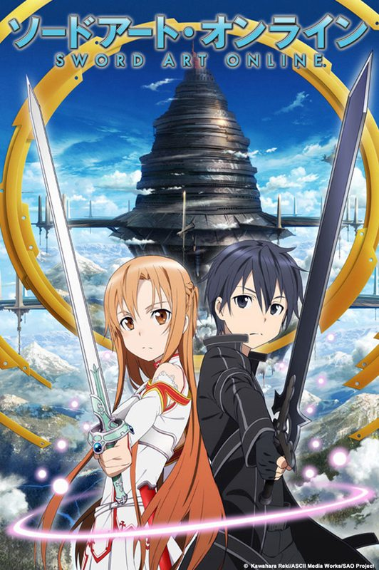 Sword Art Online ~ Staffel 1