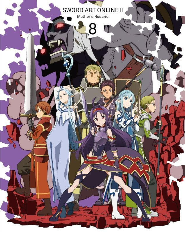 Sword Art Online ~ Staffel 2
