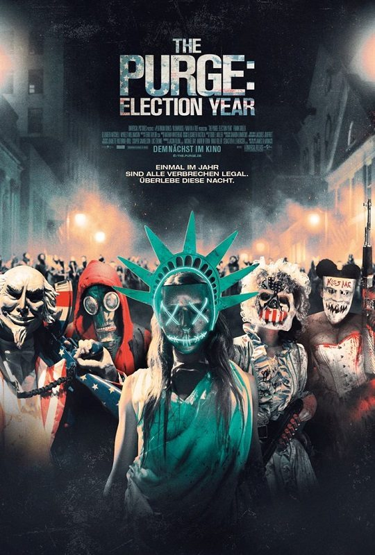The Purge ~ Election Year