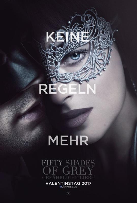 Fifty Shades of Grey 2 ~ Gefährliche Liebe