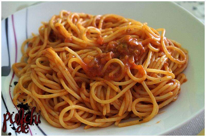 #0688 [Review] Barilla Pasta & Sauce Set ~ Spaghetti Bolognese