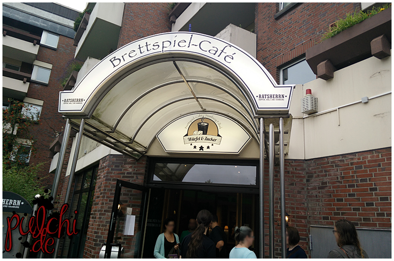 #0696 [On Tour] Eröffnung Brettspiel-Café Würfel & Zucker