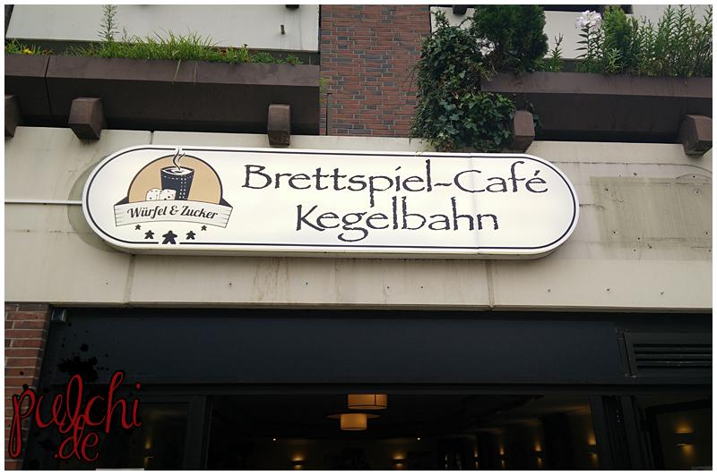 Brettspiel-Café Würfel & Zucker