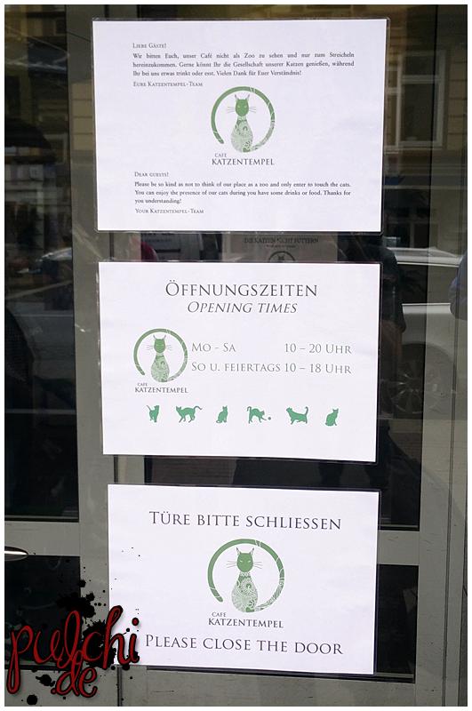 Café Katzentempel Hamburg