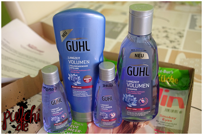 #0694 [Review] Guhl Langzeit Volumen Serie