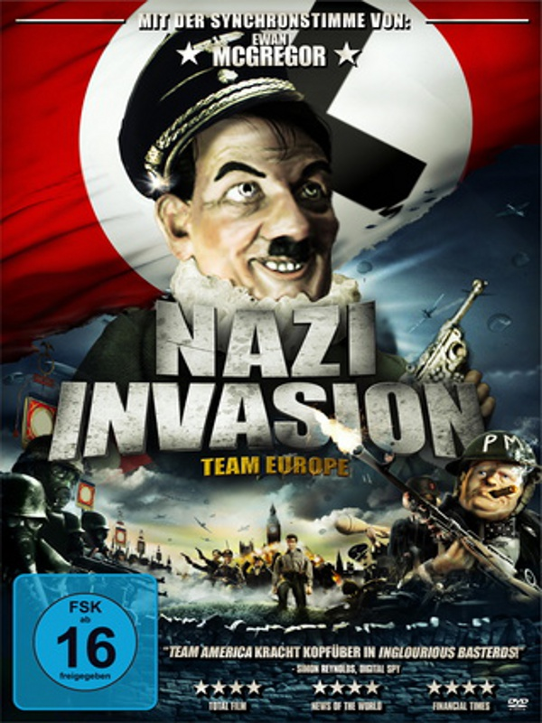 Nazi Invasion ~ Team Europe