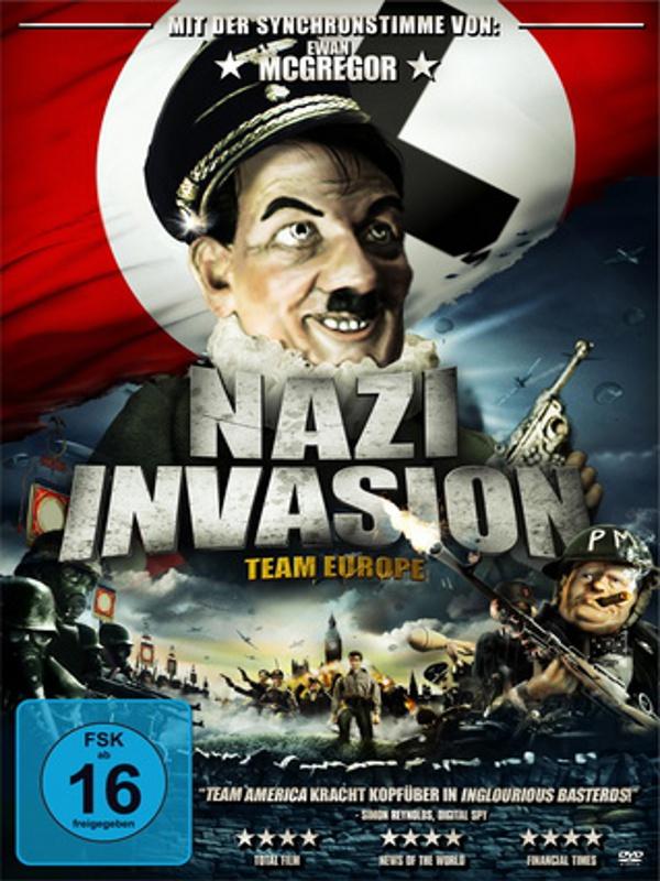 Nazi Invasion ~ Team Europe