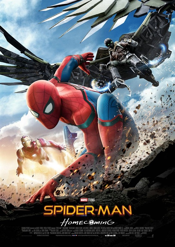 Spider-Man ~ Homecoming