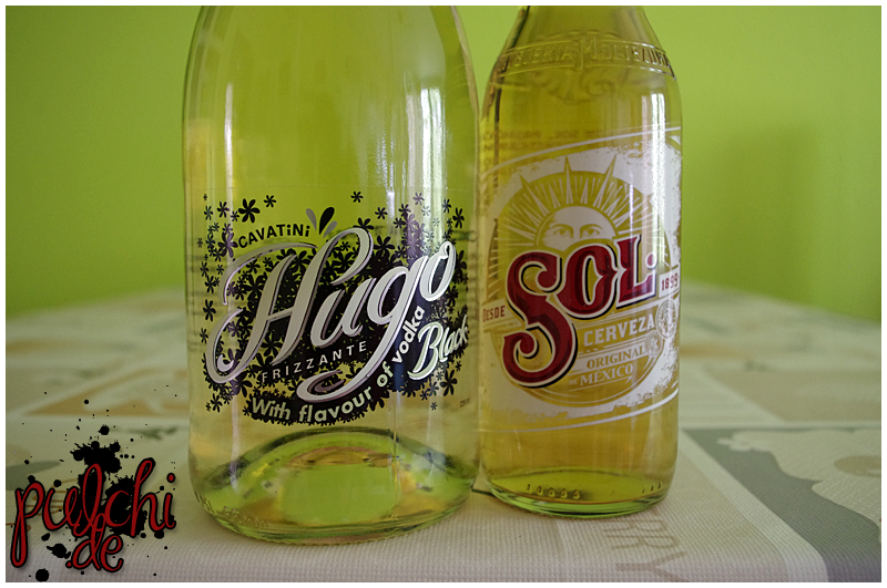 CAVATINI Hugo Black || Sol Cerveza
