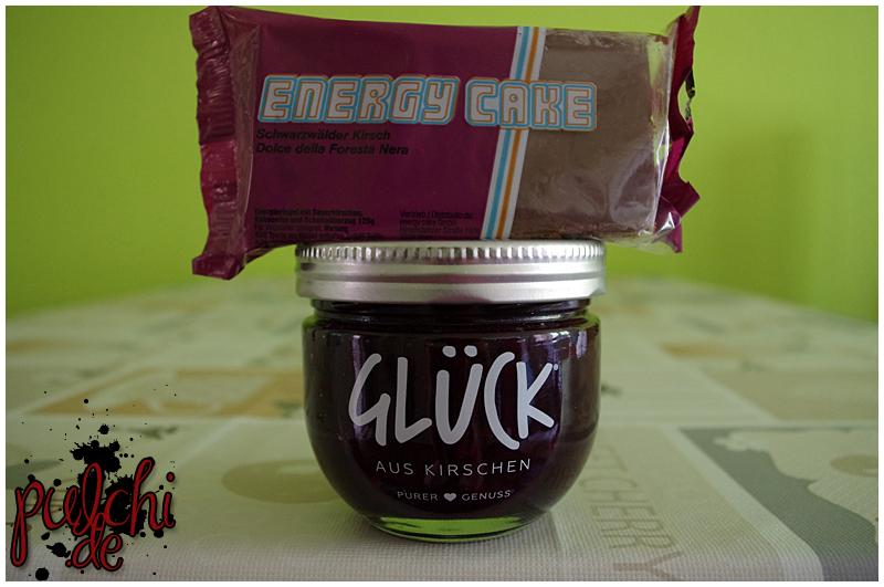 ENERGY CAKE Schwarzwälder Kirsch || GLÜCK aus Kirschen