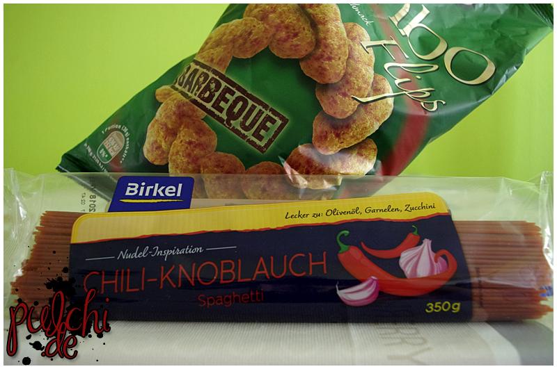 WURZENER Jumbo Flips Barbeque || Birkel Nudel-Inspiration Chili-Knoblauch