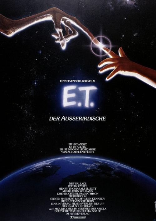 E.T. ~ Der Außerirdische
