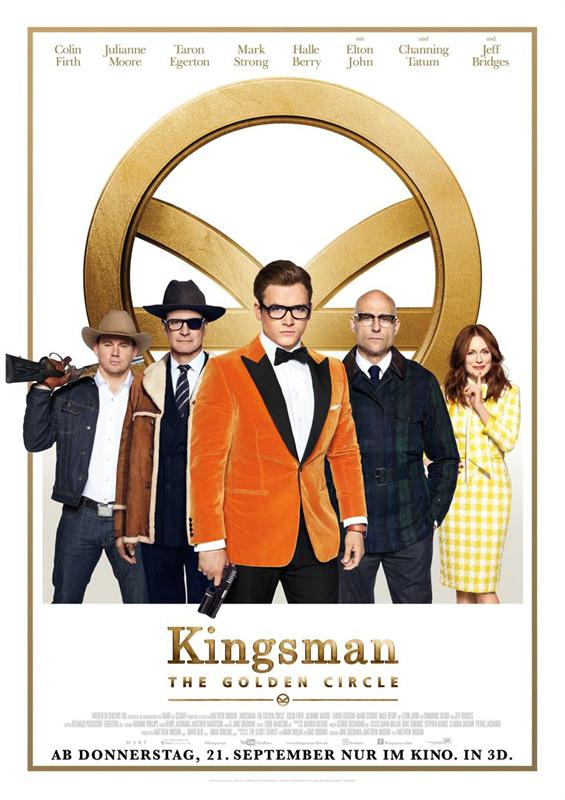 Kingsman ~ The Golden Circle