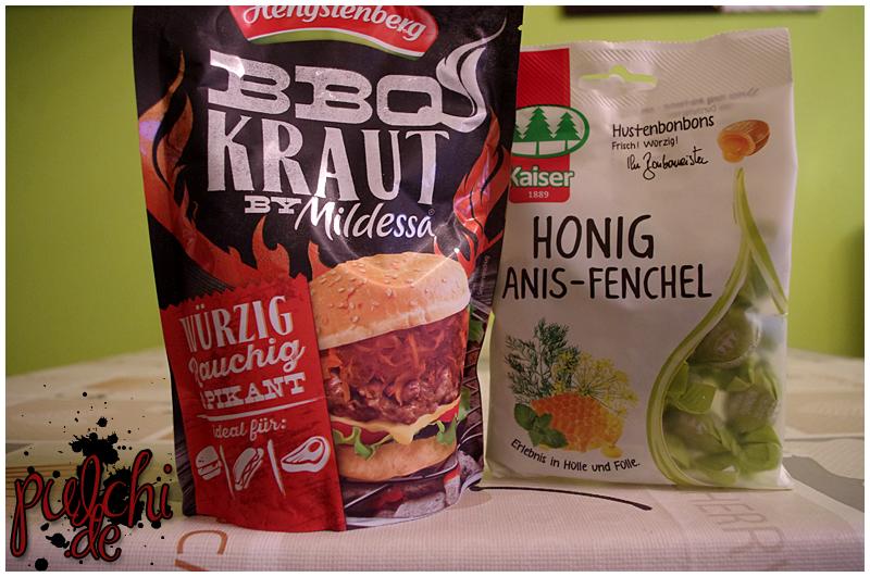 Hengstenberg BBQ Kraut by Mildessa || Bonbonmeister® Kaiser Honig Anis Fenchel