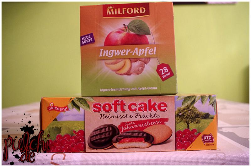 MILFORD Ingwer-Apfel || Griesson Soft Cake