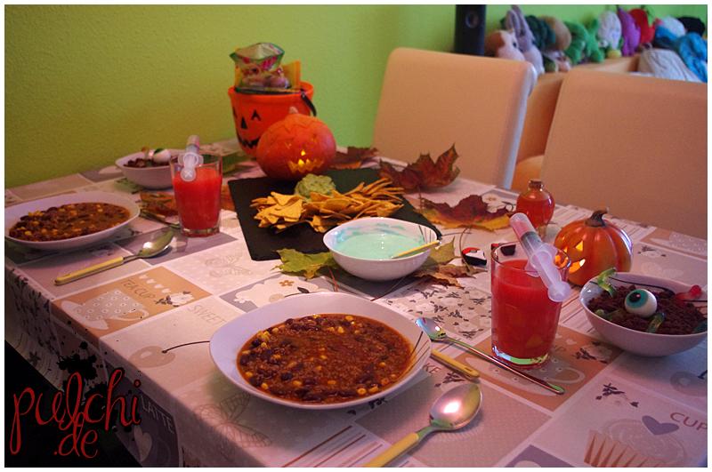 #0720 [Special] Halloween Dinner 2017