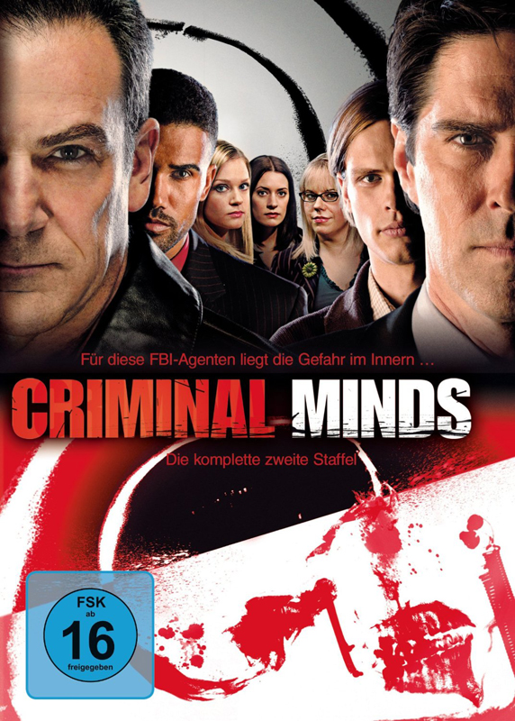 Criminal Minds ~ Staffel 2