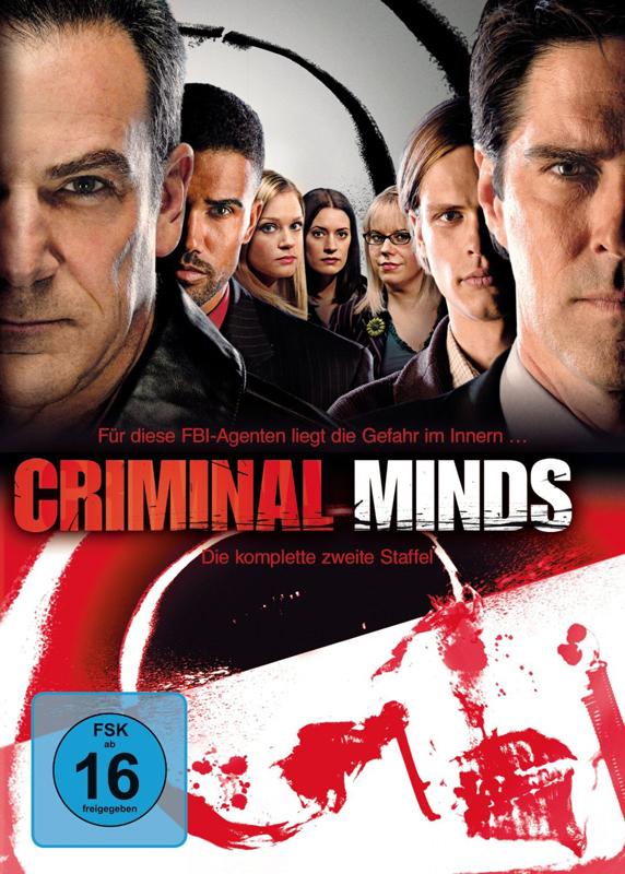 Criminal Minds ~ Staffel 2