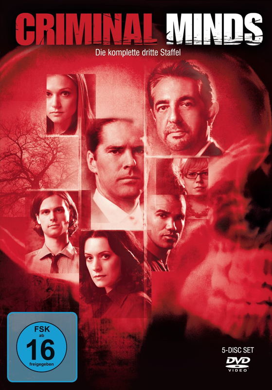 Criminal Minds ~ Staffel 3