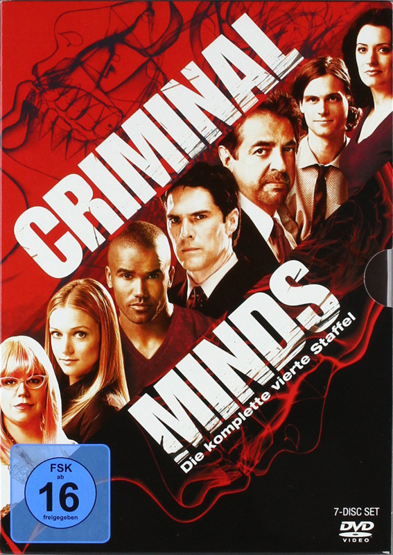 Criminal Minds ~ Staffel 4