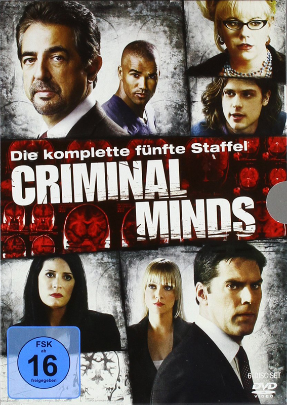 Criminal Minds ~ Staffel 5