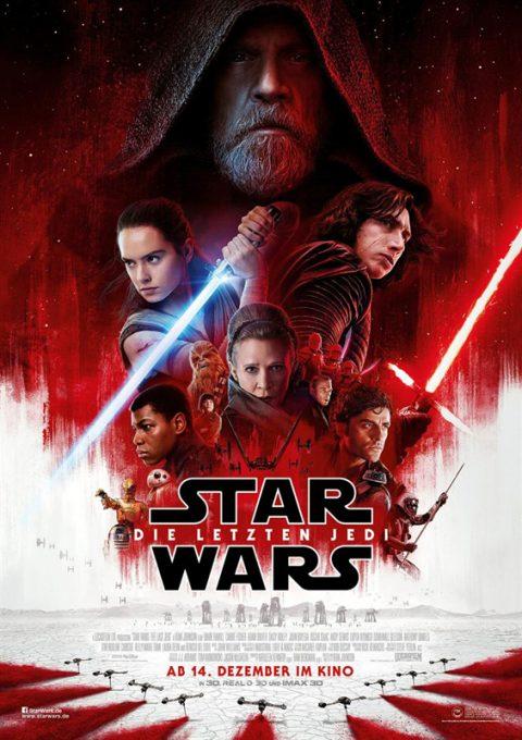 Star Wars ~ Episode VIII ~ Die letzten Jedi