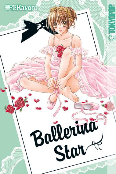 #1162 [Review] Manga ~ Ballerina Star