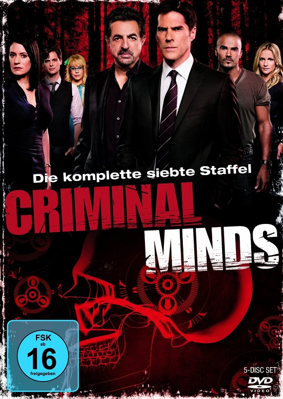 Criminal Minds ~ Staffel 7