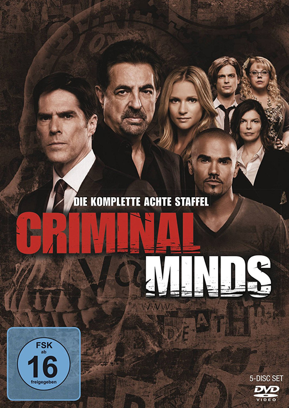 Criminal Minds ~ Staffel 8