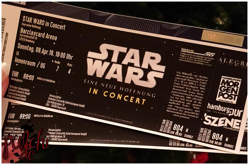 Star Wars - Eine neue Hoffnung in Concert