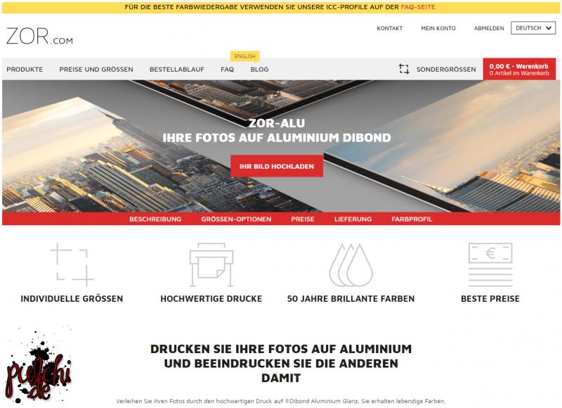 Produktseite