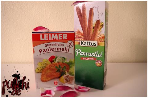 LEIMER Paniermehl Glutenfrei || Kattus Panrustici Vollkorn