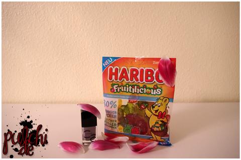 CATRICE ICONail Gel Lacquer || HARIBO Fruitilicious