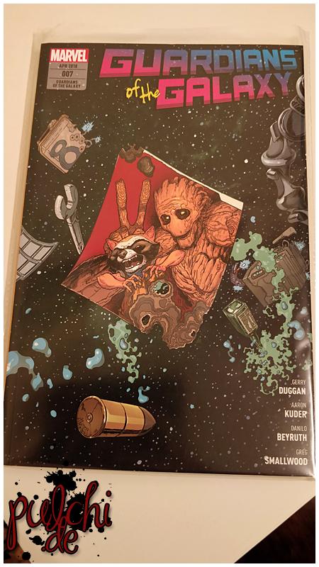 Guardians of the Galaxy 7 ~ Chaos im Kosmos