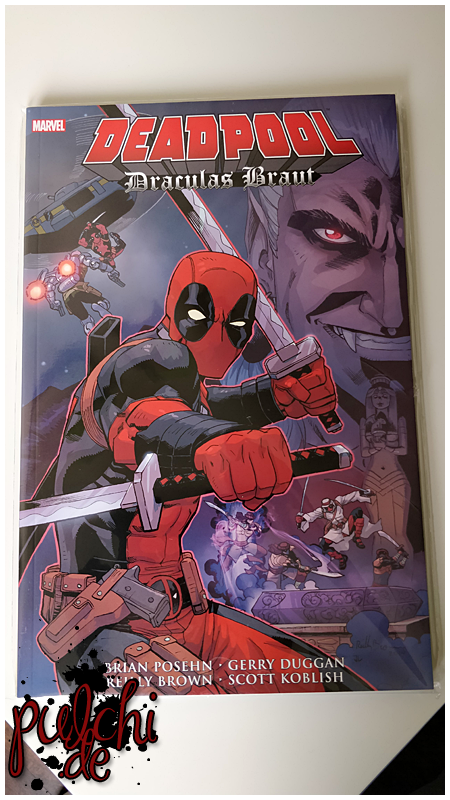 Deadpool: Draculas Braut