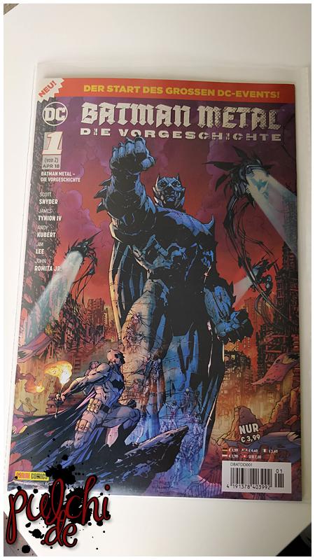 Batman Metal - Die Vorgeschichte