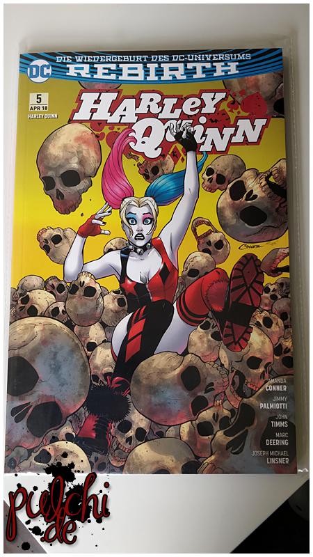 Harley Quinn 5: Familienbande
