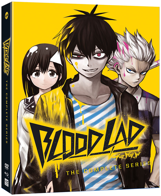 Blood Lad ~ Staffel 1