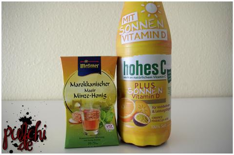 Meßmer Ländertee Marokkanischer Masir || hohes C PLUS Sonnen Vitamin D