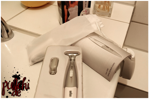Braun Silk-épil 3-in-1 Trimmer