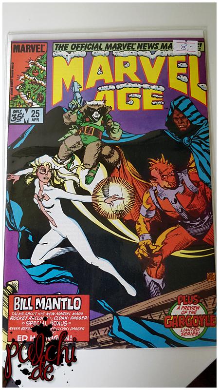 Marvel Age (1983) #25