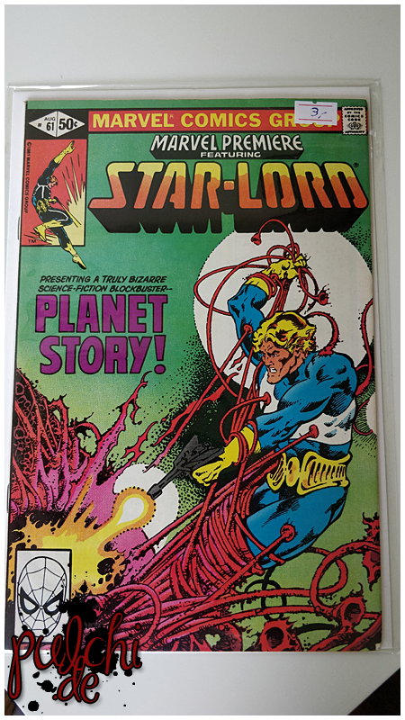 Marvel Premiere Vol. 1 #61: Planet Story