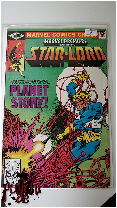 Marvel Premiere Vol. 1 #61:Planet Story