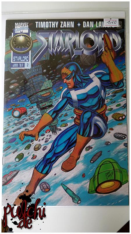 Starlord Vol. 1 #2:Starlord Lives!