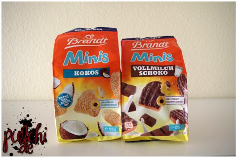 Brandt Minis Kokos & Vollmilch Schoko