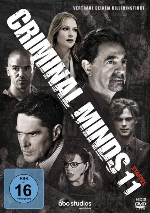 Criminal Minds ~ Staffel 11
