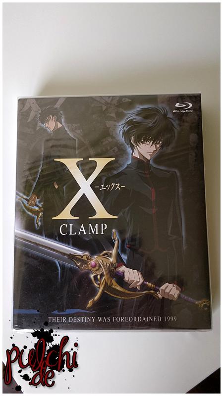 X - Die Serie (Gesamtausgabe)