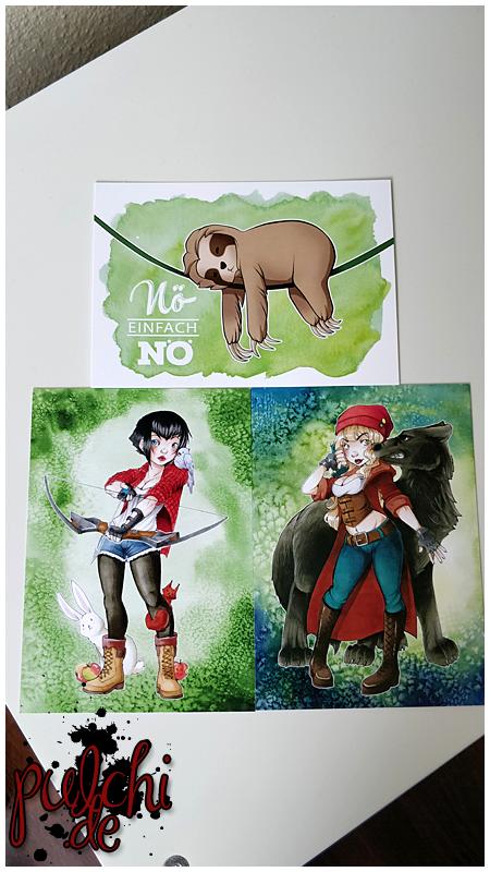 Postkarten von Kuka